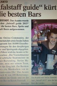 falstaff Bar & Spiritsguide 2015