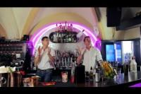 Show Barkeeper, Showbarkeeping, Flairbartending, Cocktailshow, Stefan Haneder