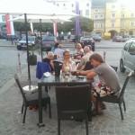 Gastgarten Freistadt Acanto