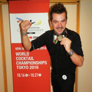 World Cocktail Championships Tokyo 2016 Stefan Haneder