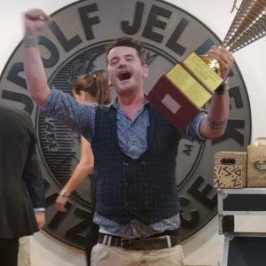 Stefan Haneder schnellster Barmixer Fastest Bartender 2019